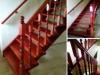 Лестница с балясинами в Коврове