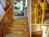 Светлая лестница в Коврове