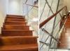 Деревянная лестница из Ясеня в Коврове