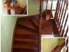 Лестница из ливственницы