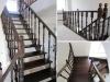 Лестница без подступенок