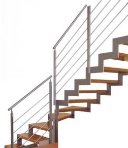 Купить металлические лестницы